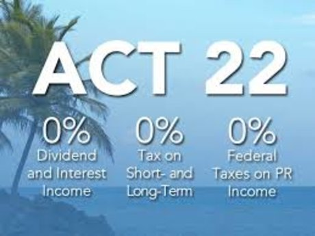 Act 22 Benefits