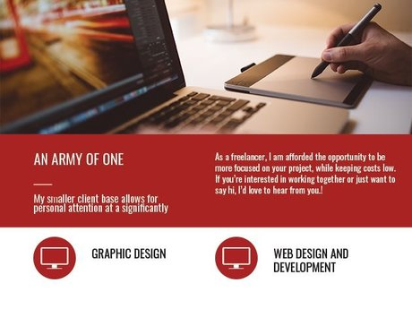 Web Development and Graphic Design