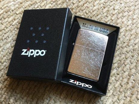 Brand new zippo