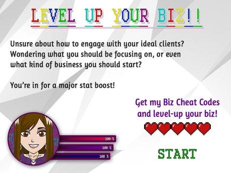 Biz Cheat Codes for Entrepreneurs