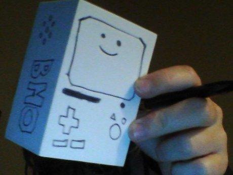 Nerdy Cubes