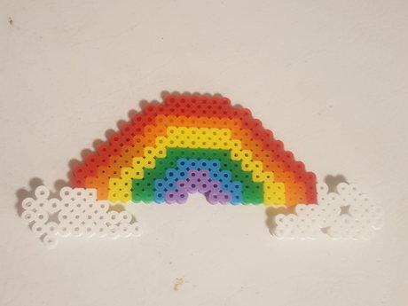 Large Rainbow Magnet