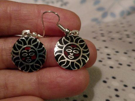 Brand New Mexican Earrings
