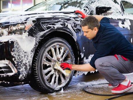 1 hour car wash