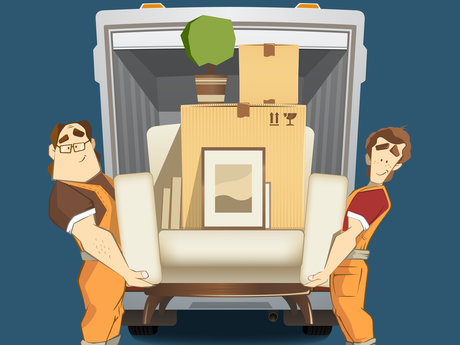 1 day moving service
