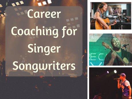 Singer songwriter career coaching