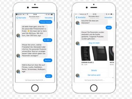 Intelligent Chatbot Using Dialogflo