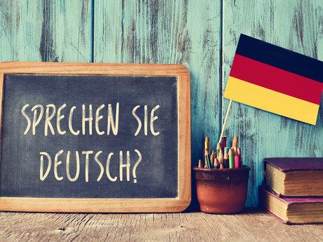 30 min German lesson