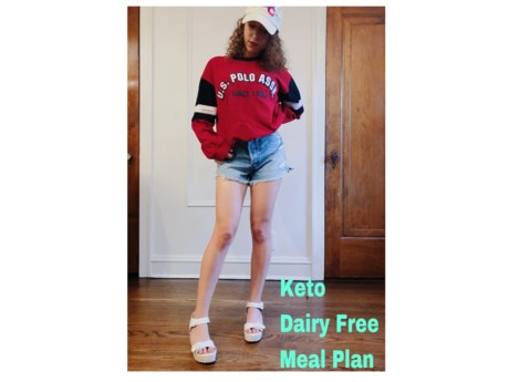 Keto Dairy Free Paleo Meal Planning