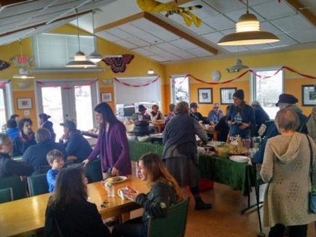 Coffee & talk at the Conscious Cafe