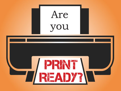 Is your file print ready?