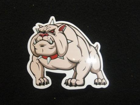 big dog sticker