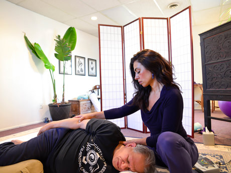 60 minute Transformative Bodywork