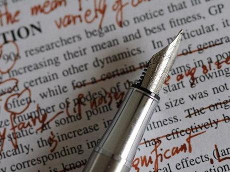 Essay/lab report/paper Editing