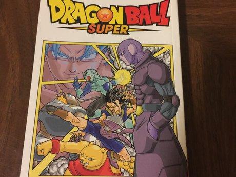 Dragon Ball Super Manga Volume 2