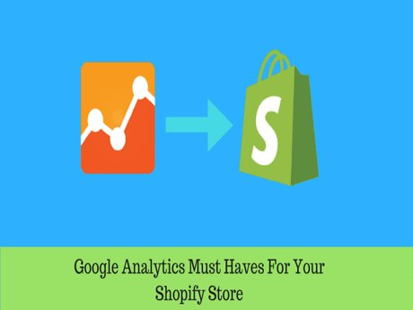 Set Up Google Analytics For Shopify