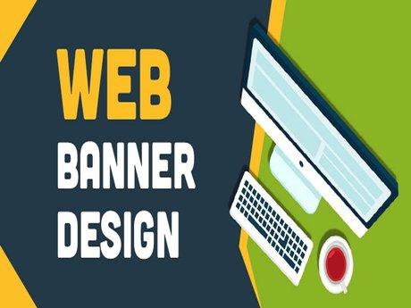 Design Web Banner For Your Website