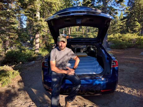 Let's Chat About Car Camping
