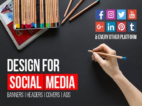 I Will Design Social Media Banners