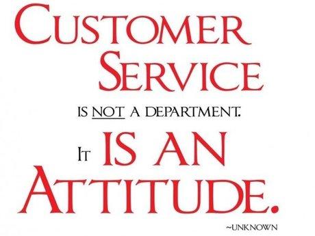Customer Service Class + Tips