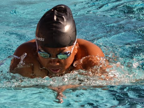 Weekly Swimming Workout Routines