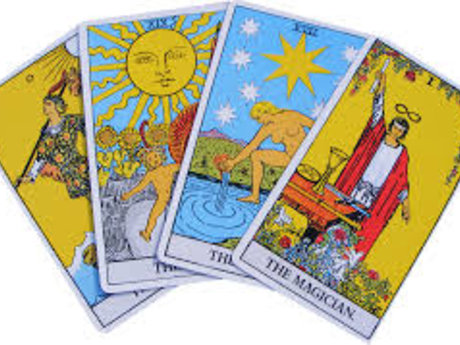 8 PDFs series on Tarot