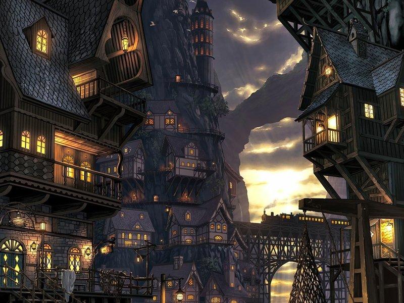 Fantasy Town name generator    - Ashen Andreson - Simbi