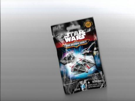 Star Wars Micro-Machines