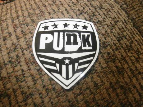 PUNK sticker
