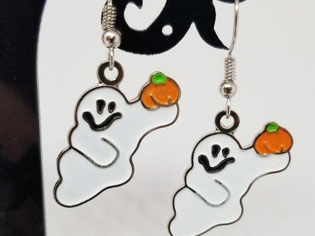 Halloween Charm Earrings (set of 3)