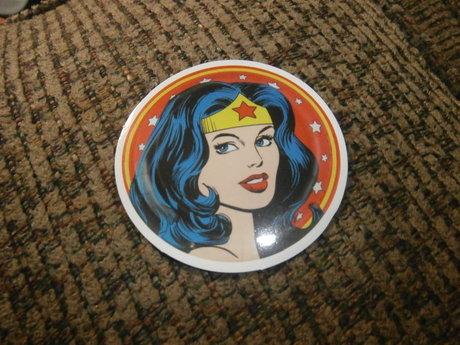 Wonder  Woman sticker