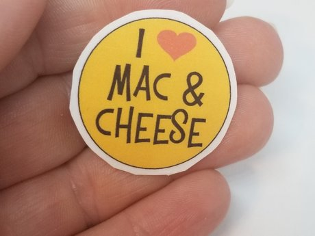 I Love Mac & Cheese magnet