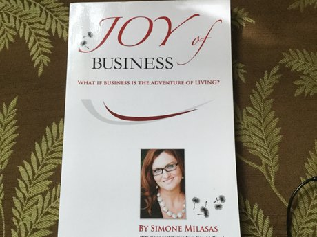 Joy of business book