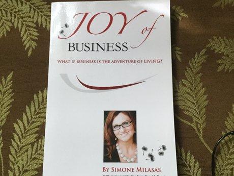 Joy of business book