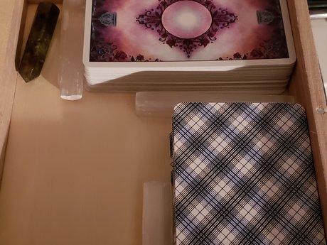 Tarot Reading: 3 cards