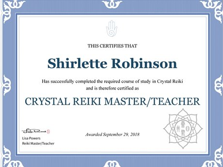 Quick Reiki Session
