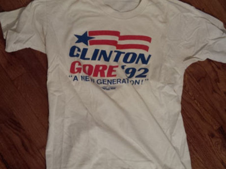 Thrift store t-shirt mailed to you!