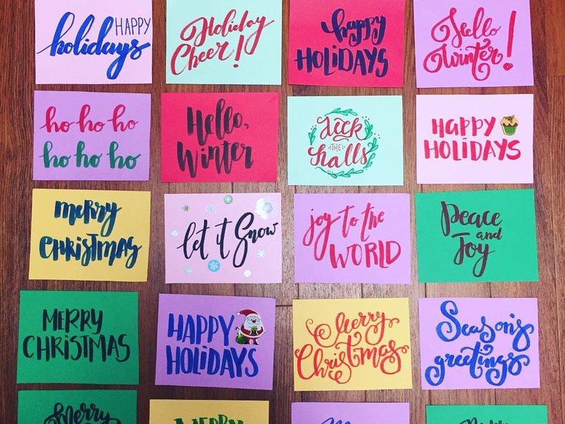 30 min intro to hand lettering - Diana Shanks - Simbi