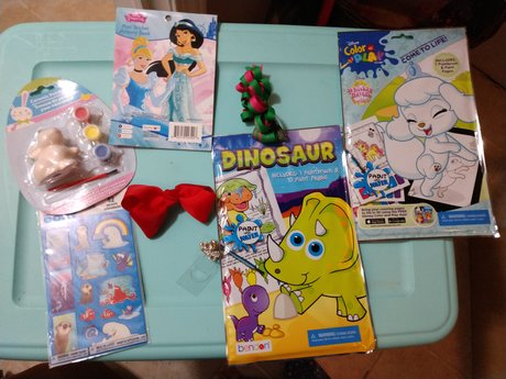 Kids Fun kit with fairy headband