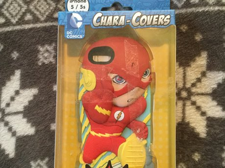 The Flash iPhone 5/5s case