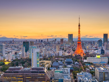 Travel recommendations for Tokyo!