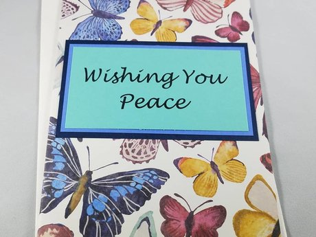 Greeting Card - handmade & custom