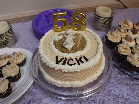 Bake a custom cake