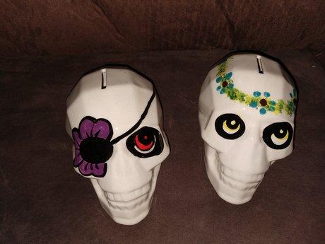 Mexican Skull Bank