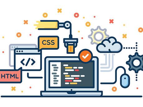Teaching basics of web development