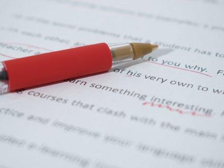 Copy Editing (500 words or fewer)