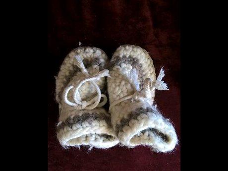 Padraig style slippers