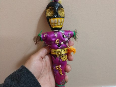 New Orleans Voo Doo doll
