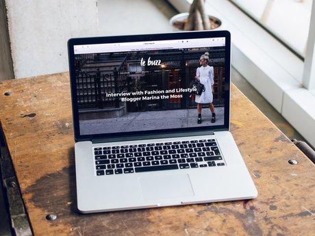 Create a simple Wordpress Site