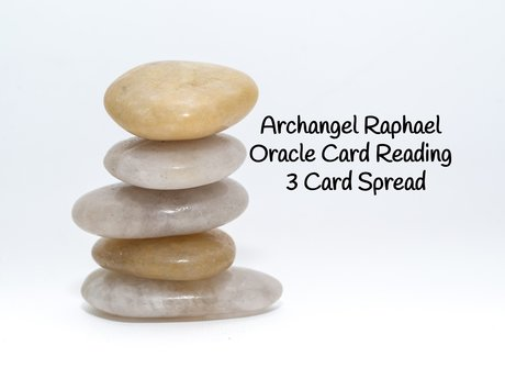 Archangel Raphael 3 Card Reading